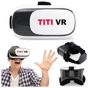 18f09c06cf VR BOX Segunda Generacion 2.0 Gafas Lentes De Realidad Virtual