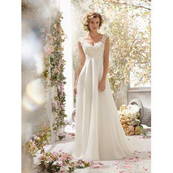 Vestidos de novia online peru