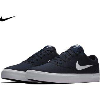 Encadenar Auroch desbloquear  Zapatilla Nike SB Charge Canvas - Azul | Linio Perú - NI485FA0C2NEELPE