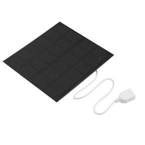 f8490c89b27 EW 6V 3W Monocristalino del panel solar del USB del silicio para el di