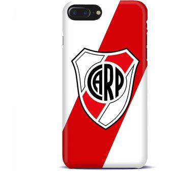 5070e495115f5 Kustomit - Carcasa IPhone 8 Plus - Fútbol - River Plate - Case Funda  Protector