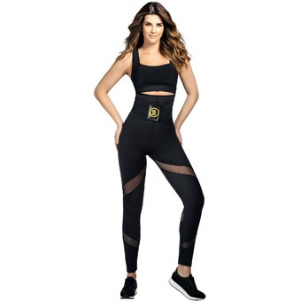 Compra Faja Hot Shapers By Caro Cruz Leggings Hot Power Sweat