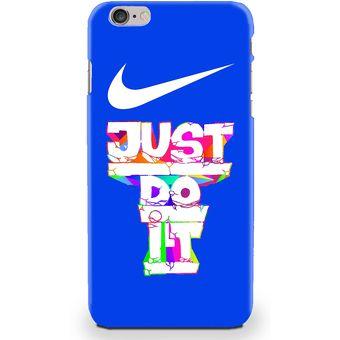 59756e38047 Compra Carcasa para IPhone 6/6S Plus Nike Just Do It online | Linio Perú