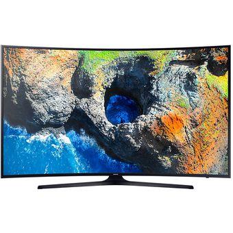 5e6bf89596c Agotado Televisión LED Samsung UN55MU6350FXZX 55 Pulgadas Curva 4K HDR Smart  Tv