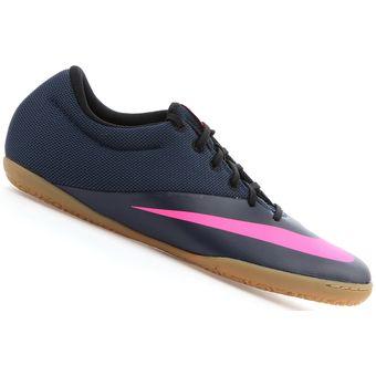 new arrival 36625 e0687 Zapatilla Nike MercurialX Pro IC Para Hombre - Azul