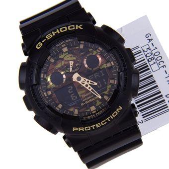 Casio Ga Para Hombre Reloj Camuflado G Shock 1a9cr 100cf K1JluTF3c