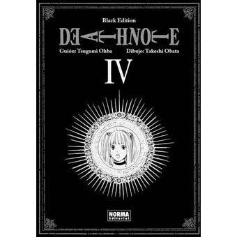 Death Note Black