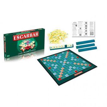 Compra Juego De Mesa Scrabble Version En Espanol Verde Online