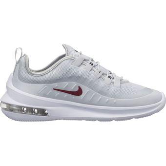 21eb2eafc11ba Compra Zapatillas Running Mujer Nike Air Max Axis-Blanco online ...