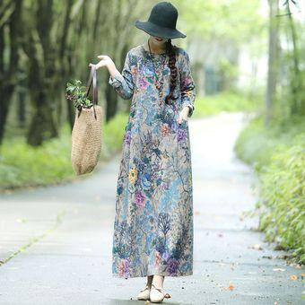 Vestido De Vestir Casual Delgado De Tendencia De Moda Para Mujer