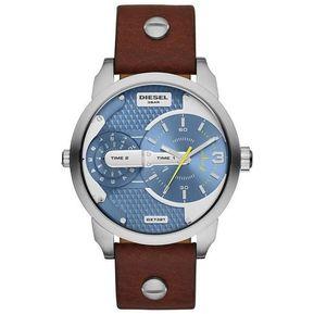 84a9f87fcf18 Reloj Análogo marca Diesel Modelo  DZ7321 color Café   Azul para Caballero