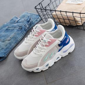 8de07e8206 mujer Zapatos de deporte casuales de las zapatillas de deporte clunky