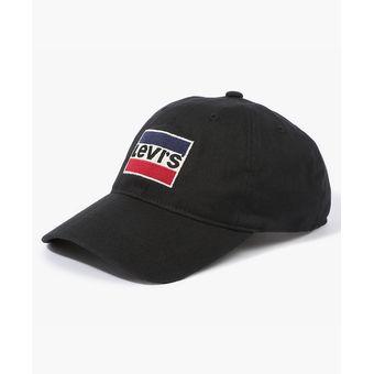 e76cea9209a65 Compra Levi s Gorra Logo Olympic Style Negra online