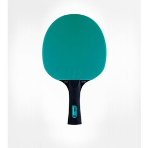 65ee36917 Raqueta Para Tennis De Mesa Pure Color Advance Stiga - Cyan