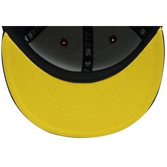 Compra Gorra New Era 59 Fifty LMX America Oficial Shadow Azul online ... 3950cedbb93