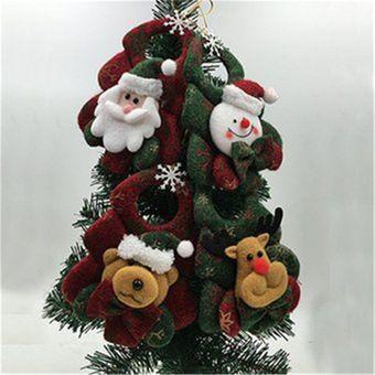 Compra Adornos De rbol De Navidad Colgante Colgante De Regalo 12