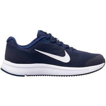 Zapatillas Running Hombre Nike Runallday Azul