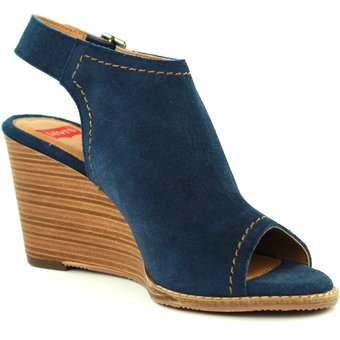 Levi's Plataforma Online Compra Mujer L118343 Sandalia Para Azul J1lFKuTc3