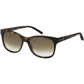diferentemente 34ea3 eda63 Gafas De Sol Tommy Hilfiger TH198522153008616DB56 Mujer Havana