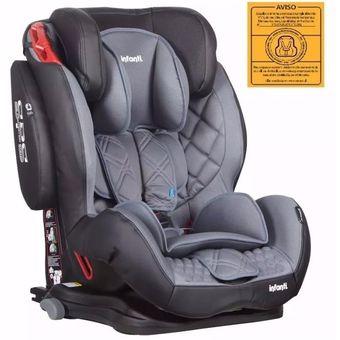 1c076cf91 Compra Butaca Auto Bebe Infanti Elite 9 A 36 Kg Isofix / Lacht ...