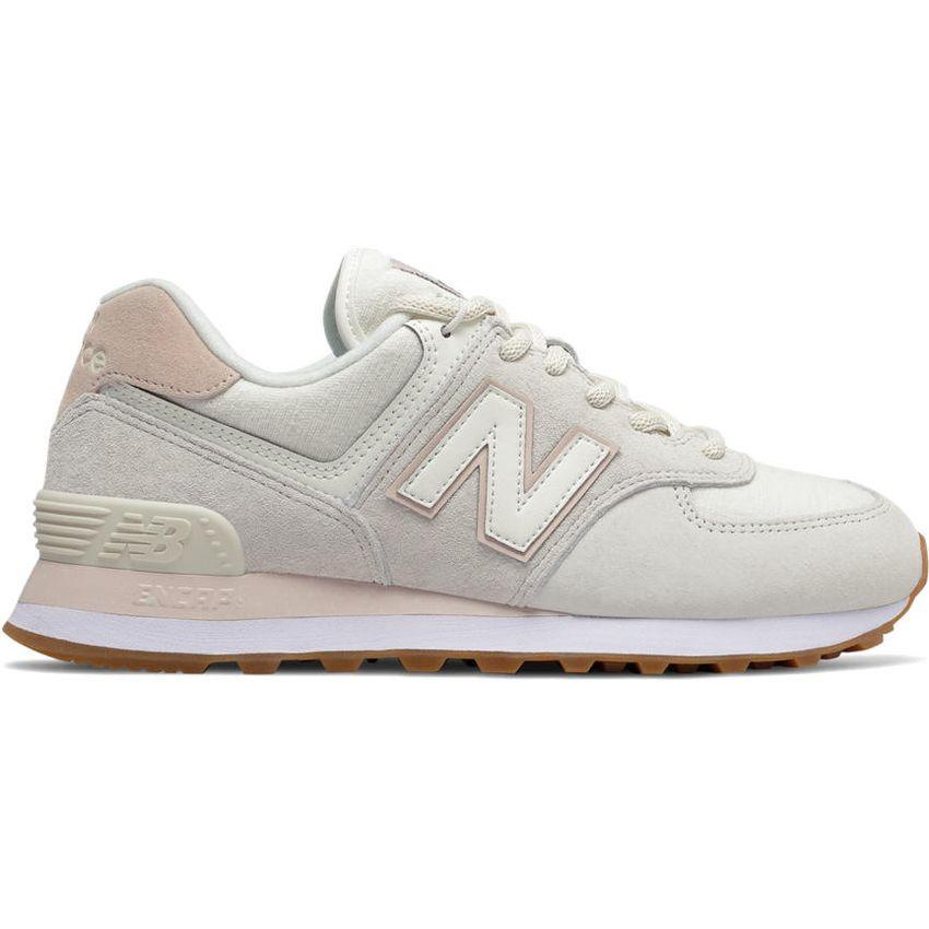 new balance 574 mujer beige