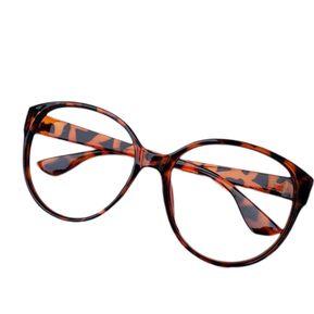 e4daed5eb7 gafas lentes oftalmicos unisexo 360DSC-Estampado de leopardo