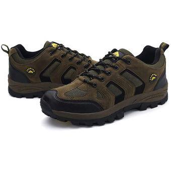 c31c9a4916a Compra EH Zapatos De Escalada De Hombres YG46170 - Verde Del ...