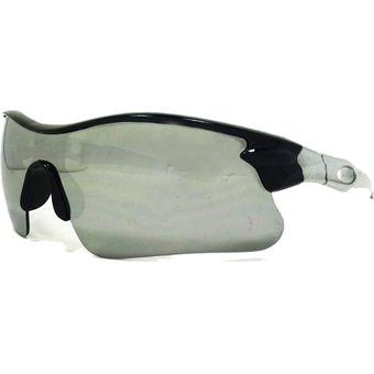 donde puedo comprar fotos nuevas información para Gafas Deportivas D-Glam Lentes Filtro UV 400 Gris Negro
