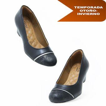 Compra Zapatos Flexi 18814 para Dama Bonitos - Negro online  a6b441b0923