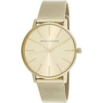 42e7822477ab Compra Reloj Armani Exchange AX5536 Para Dama - Dorado online ...
