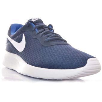 b61295e8 Compra Tenis Nike Tanjun Midnight Original - Unisex 812654 414 ...