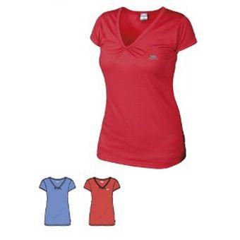 c6913b4221014 Agotado Polo Deportivo Mujer Correr Gym Pilates Quik Dry Secado Rapido  Rosado Talla XS