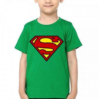 Compra Polo manga corta - D Nuñez - Superman Verde perico online ... c037c236fbf0