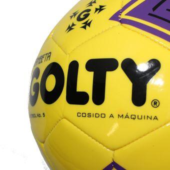 Compra Balon De Futbol   5 Golty Gambeta T658432A - Amarillo online ... 9274fadcf0348