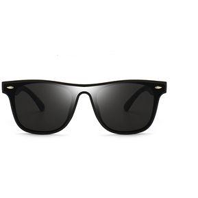 Nuevas gafas de sol de moda que conducen gafas de montañismo-gray black 096f0f4567f9