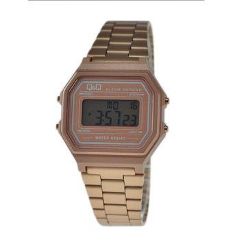 8891433bee004 Compra Reloj Q Q Estilo Retro Unisex M173J006Y Cobrizo online ...