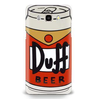 Compra Carcasa para Galaxy J5 (2016) Duff Beer online  59c57f69a7a