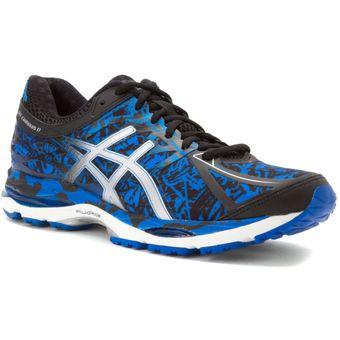 Zapatos Tenis Asics  azul