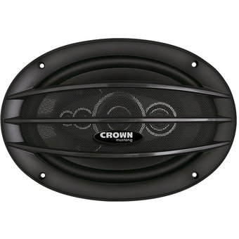 Parlantes Crown Mustang Groove 6×9» 400W-Negro