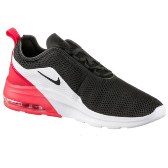 40bf8f50c38 Tenis Nike Air Max Motion 2 Negro Rojo Blanco Originales Unisex Ao0266 005
