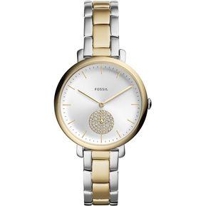 79cd9183bec0 Reloj Fossil Jacqueline Es4439 para Mujer-Plateado