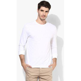 e01781a6d0cf8e Compra Swiss Lord - Polo Manga Larga - 100% Algodón Peinado - Blanco ...