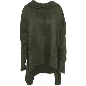 Dg Sudadera De Mujer Generic-Ejército Verde - Knasta 81c64edcc21