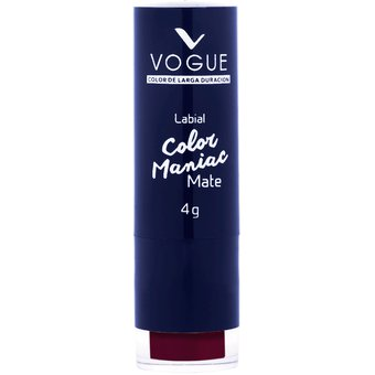 787bf90555 Compra Labial Vogue Color Maniac Mate-Uva Real online | Linio Argentina