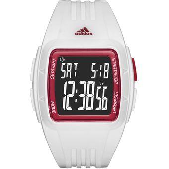Mujer Polyurethane Adidas And Casual Para Reloj Rubber Adp3281 Duramo Quartz IDH2E9YW