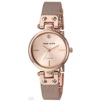 6878771003dd Reloj Análogo marca Anne Klein Modelo  AK3002RGRG color Oro Rosa para Dama