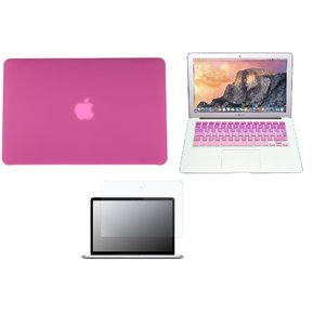 52558f0e17ed Case Carcasa + Protector De Teclado   Pantalla Para Macbook Pro 13   Sin  Touch