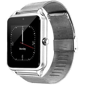 Plata Reloj IndependienteMicrosd Sim Inteligente Z60Con Tarjeta EH9ID2