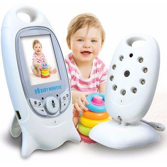 Bebé Monitor De Vídeo Seguridad VB601 Inalámbrico 2 Pulgadas LCD- EU Plug