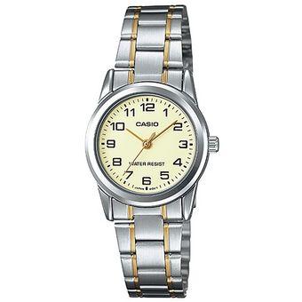 0a2be2043b35 Compra Reloj Casio LTPV001SG-9B-Plateado online